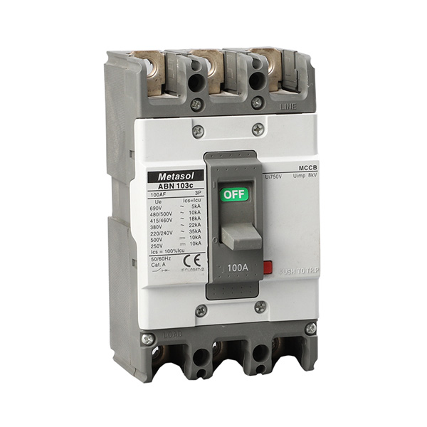 CYM7(ABE/ABN) Moulded Case Circuit Breaker